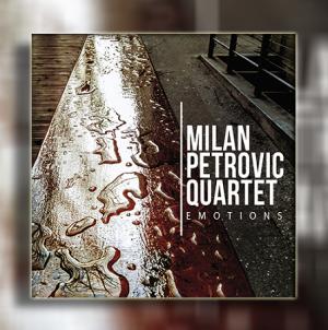 """Milan Petrović Quartet promoviše novi album """"Emotions"""" u Muzičkoj kući Metropolis"""