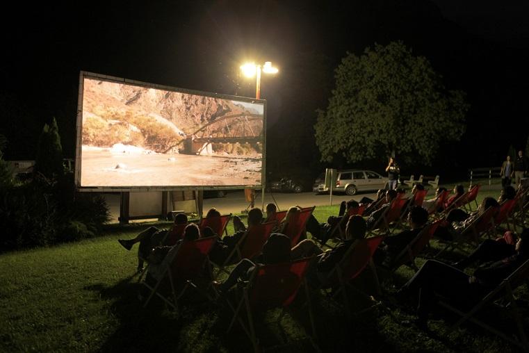 OK cinema stage Nektar OK Fest
