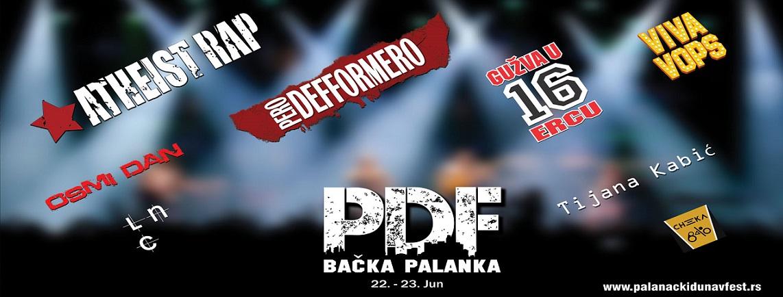 Večeras počinje drugi Palanački Dunav fest