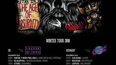 Phil Campbell And The Bastard Sons announce European winter headline tour