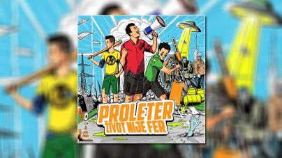 """Proleter predstavio album prvijenac """"Život nije fer"""""""