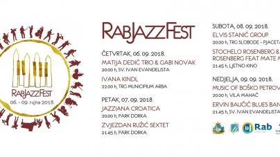 Elvis Stanić i Stochelo Rosenberg na 3. Rab Jazz Festu