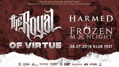 Saturday Hardcore Fever 2018. krajem jula u klubu Fest