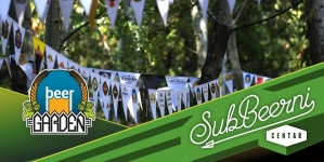 SubBeeranje na Beer Gardenu 2018