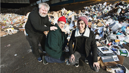 Wimps release new album 'Garbage People'