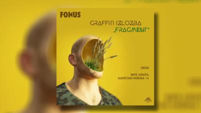 """Izložba """"Fragmenti"""" umetnika Ivana Andrijaševića"""