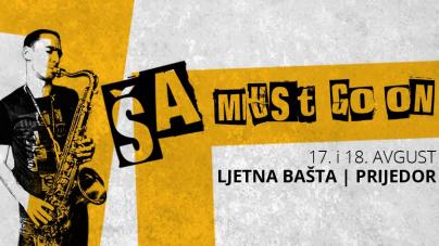 Dijelimo 4×2 ulaznice za ŠA Fest