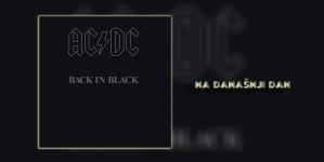Na današnji dan: AC/DC – 'Back in Black' (1980.)