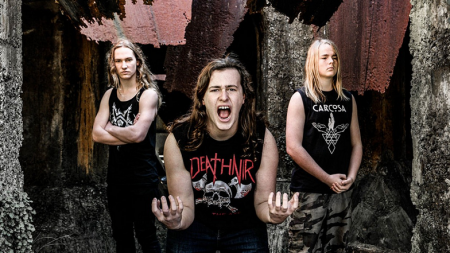 """Alien Weaponry Release New Music Video """"Whispers"""""""