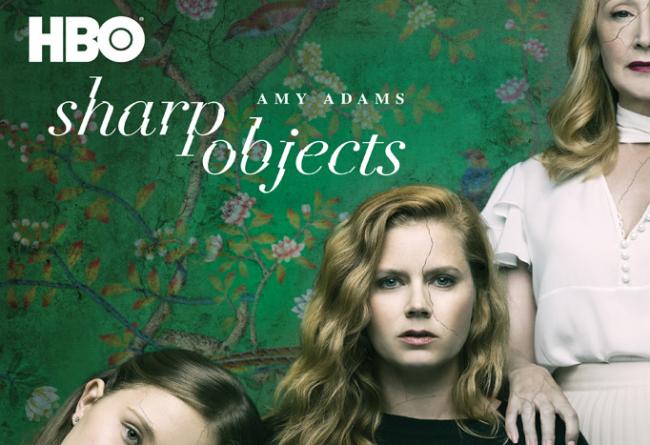 "Amy Adams u ulozi novinarke u HBO seriji ""Oštri predmeti"""