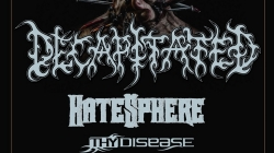 Poznata imena bendova koji otvaraju ispred Decapitated i Hatesphere 11. novembra u Novom Sadu