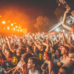 U godini u kojoj se ne održava, Demofest dobio kaznu zbog buke
