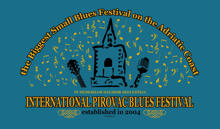 10. International Pirovac Blues Festival od 17. do 19. srpnja