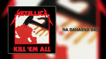 Na današnji dan: Metallica – 'Kill 'Em All' (1983.)