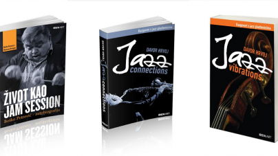Promocije jazz knjiga i izložba jazz fotografija na Nišvilu 2018