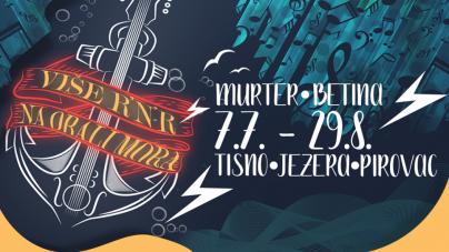 Novi ljetni glazbeni festival Više Rock 'n' Rolla Na Obali Mora