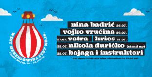 380 autora želi nastupiti na 16. West Herzegowina Fest-u