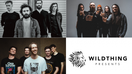 Wild Thing Presents Announce Three New Artist Signings Opus Of A Machine | Hollow World | Kodiak Empire