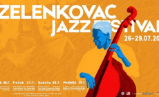 18. Zelenkovac Jazz Festival od 26. do 29. jula