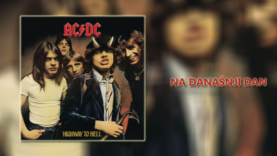 Na današnji dan: AC/DC – 'Highway to Hell' (1979.)