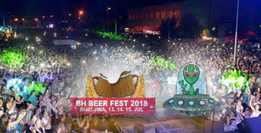 Odlična muzika, razne vrste piva i finale Svjetskog prvenstva na jednom mjestu