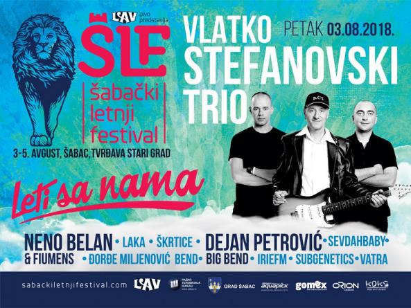 Šabački letnji festival 2018. od 03. do 05. avgusta