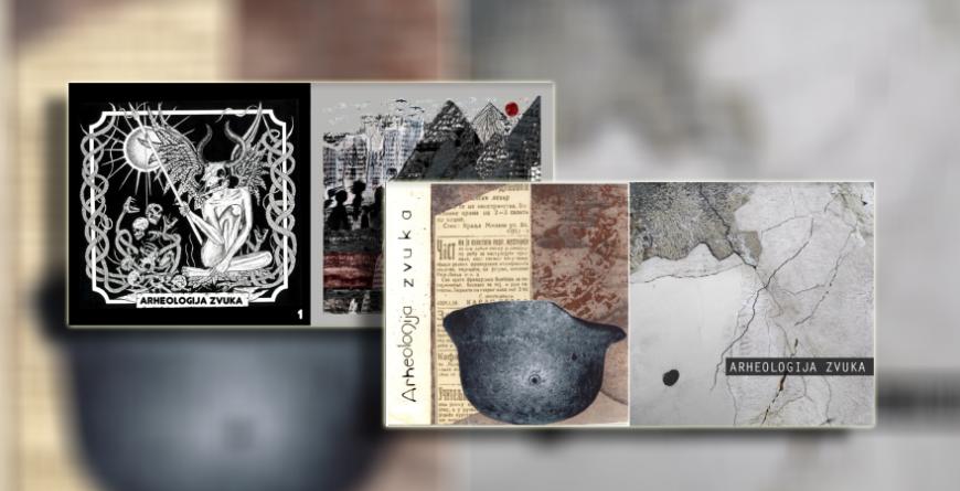"""Detaljno """"kopanje"""" po podzemnoj fonoteci Balkana – predstavljanje dvostruke kompilacije """"Arheologija zvuka I & II"""" (2018)"""