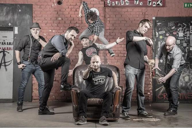 Punk Rock Holiday intervju – Happy Ol' Mcweasel