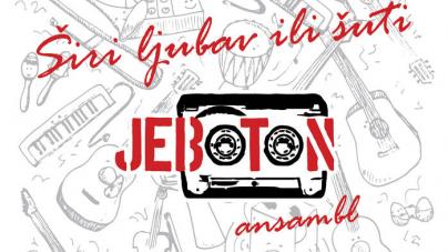"""JeboTon Ansambl — promocija albuma """"Širi ljubav ili šuti"""""""