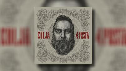 """Recenzija albuma: Kolja """"4 prsta"""" –  Četiri prsta za totalno majstorstvo"""