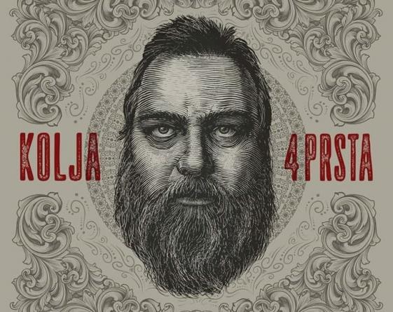 Kolja koncertom u Beogradu promoviše album '4 Prsta'