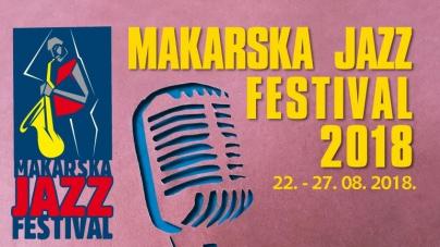 Pet punih godina Makarska Jazz Festivala