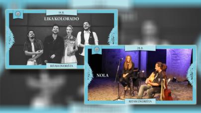 Nola i Lika Kolorado na predivnim pozornicama Kastafskog kulturnog leta