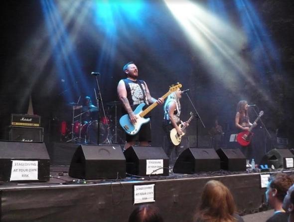 Punk Rock Holiday – Dan treći