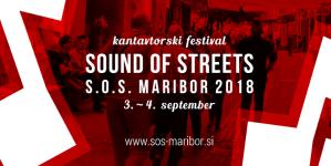 Četvrto izdanje 'S. O. S. Maribor – Sound Of Streets' 3. i 4. rujna