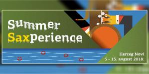 Letnja škola i Summer SAXperience festival saksofona u Herceg Novom