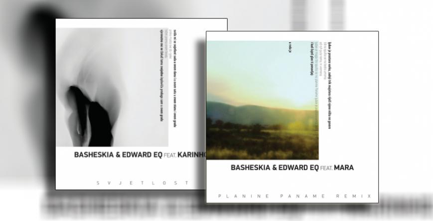 "Basheskia & Edward EQ predstavili novu pjesmu ""Planine Paname"""