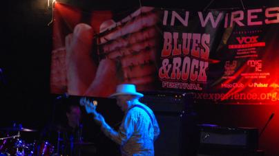 "XVII Međunarodni Blues & Rock Festival ""IN WIRES"" 7. i 8. septembra"