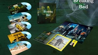 Muzika iz popularne serije Breaking Bad uskoro na gramofonskoj ploči