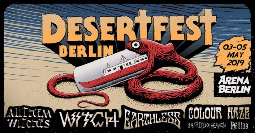 DESERTFEST BERLIN 2019