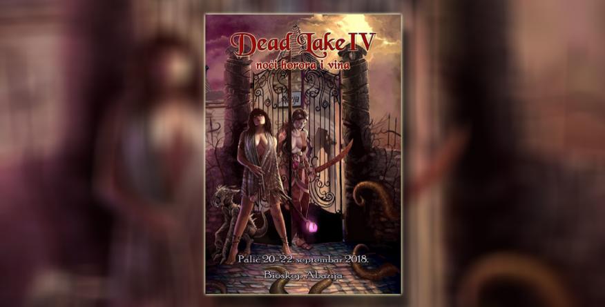 Objavljen program 4. Dead Lake Horror & Wine Festivala