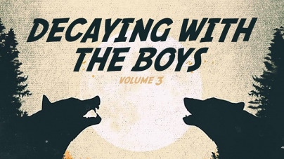 3. Decaying With The Boys 6. oktobra u Domu omladine Beograda