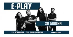 Poznati pozivaju na koncert E-Play-a