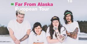 Far From Alaska 18. rujna u zagrebačkom KSET-u