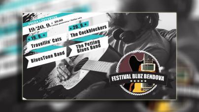 "5. Festival bluz bendova u Domu kulture ""Studentski grad"" 19. i 20. septembra"