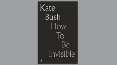 """Kejt Buš izdaje zbirku poezije """"Kako biti nevidljiva"""""""