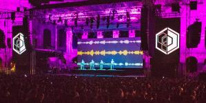Kraftwerkov audiovizualni 3D spektakl oduševio prepunu Arenu
