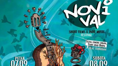 Četvrto izdanje festivala 'Novi Val' u Budvi 7. i 8. septembra