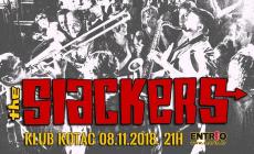 The Slackers 8. studenog u pulskom Kotaču