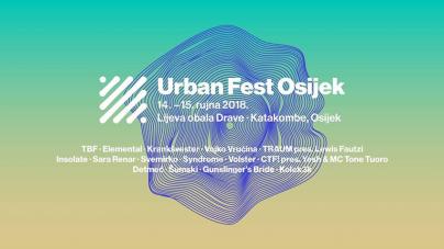 Urban Fest Osijek širi dobre vibracije lijevom obalom Drave